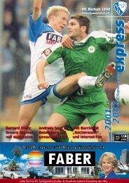 SV Babelsberg (21.09.2001) - VfL Bochum