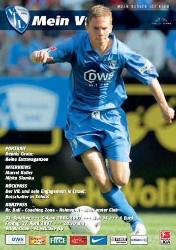 FC Schalke 04 (27.04.2007) - VfL Bochum