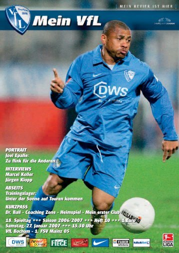 FSV Mainz 05 (27.01.2007) - VfL Bochum