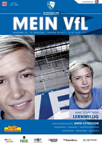 Mein VfL Umschlag komplett.indd - VfL Bochum