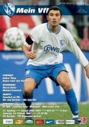 Alemannia Aachen (24.02.2007) - VfL Bochum