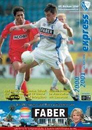 Werder Bremen (14.04.2001) - VfL Bochum