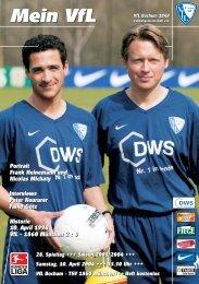 1860 München (10.04.2004) - VfL Bochum