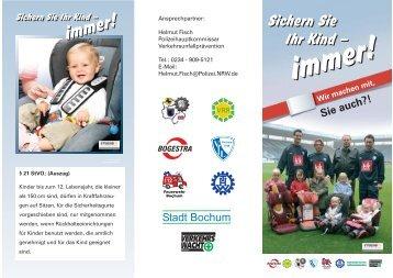 Der Flyer zum Download - VfL Bochum