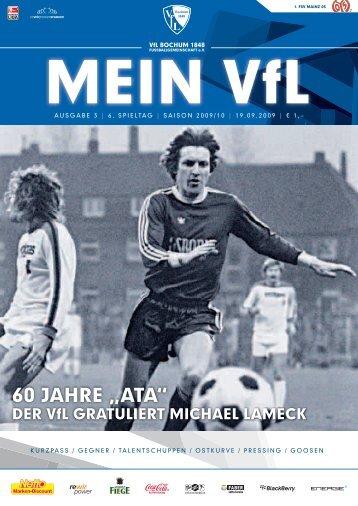 1. FSV Mainz 05 - VfL Bochum