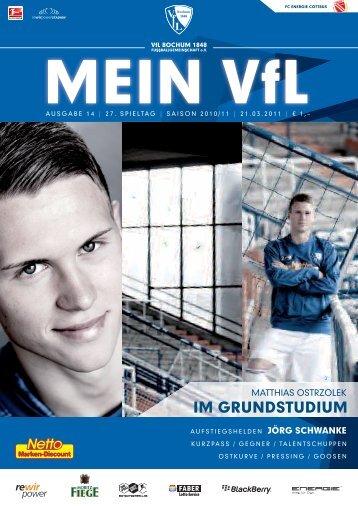 FC Energie Cottbus - VfL Bochum
