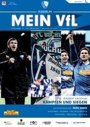 MSV Duisburg (15. Mai 2011) - VfL Bochum