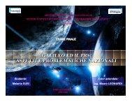 Presentazione Esame Finale - Master in Sistemi Avanzati di ...