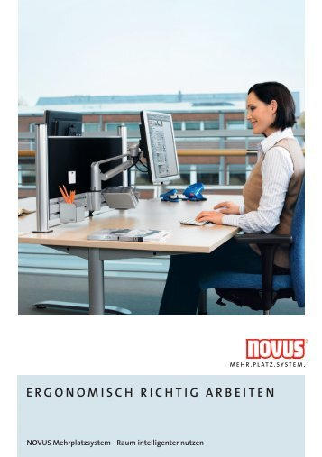 Novus Ergonomie Folder (PDF)
