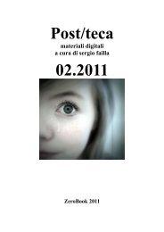 postteca201102 (PDF - 3.7 Mb) - Girodivite