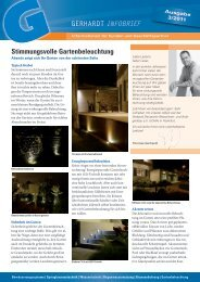 3/2011 ALS PDF - Gerhardt GmbH