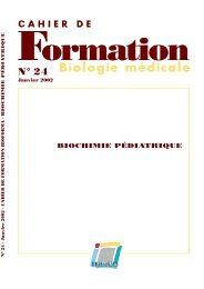 Cahier24 - Biochimie.. - Index of