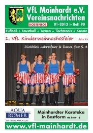 VfL Heft 90 - VfL Mainhardt
