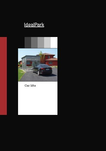 Car lifts - Idealpark