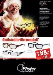 Gleitsichtbrille komplett* - Optik Pfister