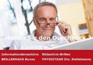 Bildschirmbrille (pdf) - Physio Team - Drs. Stefelmanns / Kempen