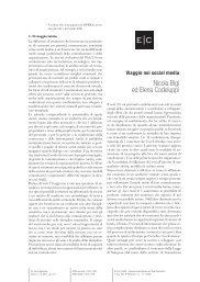 Nicola Bigi, Elena Codeluppi - Rivista dell'Associazione Italiana ...