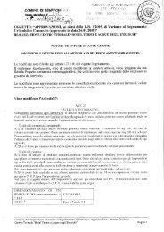 Norme Tecniche di Attuazione RUC