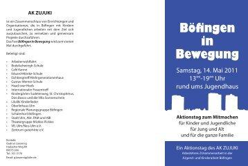 Flyer - (VfL) Ulm/Neu-Ulm eV