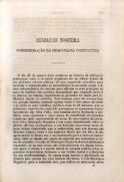 HENRIQUES NOGUEIRA - Hemeroteca Digital