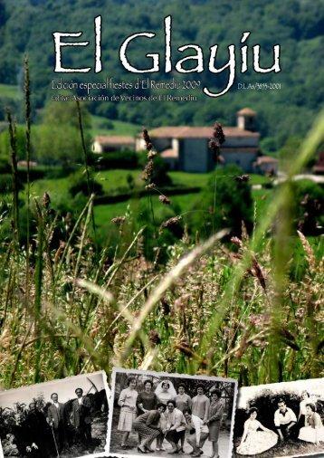 Nº 18 edición especial fiestes d'El Remediu 2009 - la AAVV de El ...