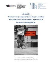 Concetto Progetto LinguaSì - Repubblica e Cantone Ticino