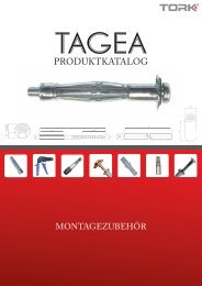 Produktkatalog - Tagea GmbH
