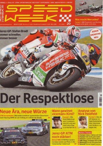 Speedweek - Ausgabe 2012-20 / MX-Payerne - RS-Sportbilder