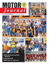 SAM Motor Journal 1/2007