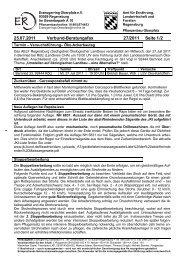 25.07.2011 Verbund-Beratungsfax 27/2011 Seite 1 /2