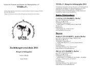 VFZB Hengstverzeichnis_2011_08 - VFZB eV Verein der Freunde ...