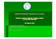 Relazione RSU e Collaudo 2011-02-18 - Sidercem
