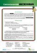 Calciocianamide - Agricola Internazionale - Page 2