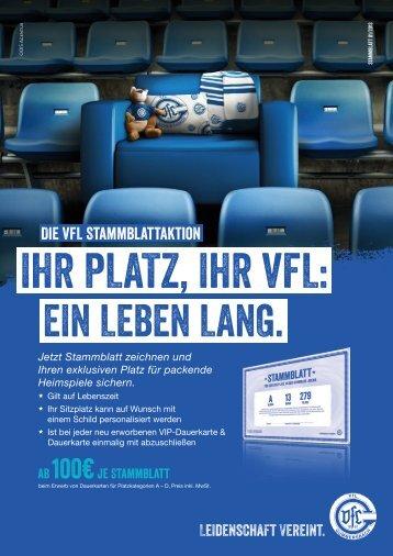 EIN LEBEN LANG. - VfL Gummersbach