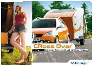 Ein Leicht-Caravan mit voll-variabler Nutzung - V-Group