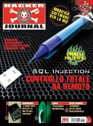 hacker journal 5 - Autistici