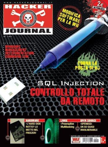 hacker journal 5 - Autistici