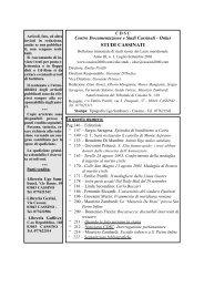 Anno III n° 3 luglio - settembre 2003 - Studi Cassinati