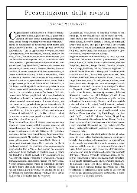 Rivista SLSI copia - Sindacato Libero Scrittori Italiani