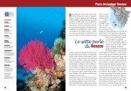 Le sette perle di Venere Parco Arcipelago Toscano - PEUGEOT 4007