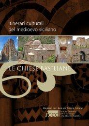 le chiese basiliane - Iccd - Ministero per i Beni e le Attività Culturali