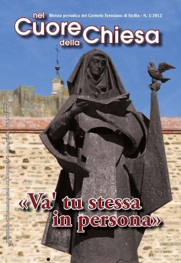 Cuore Chiesa - Carmelitani Scalzi di Sicilia