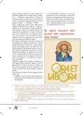 la regola benedettina - ORA, lege et LABORA - Page 4
