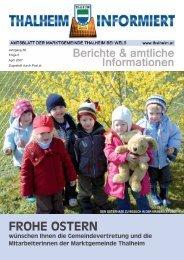 Datei herunterladen - .PDF - Thalheim bei Wels