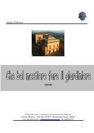 Che bel mestiere fare il giardiniere.pdf - Teatro di Nessuno