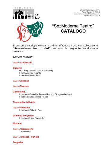 1010-teatro - Udine Cultura