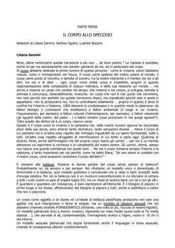 2011-01 parte prima - Il Filo di Arianna Verona
