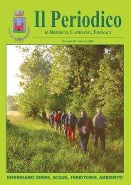 periodico comunale: giugno 2012 - Comune di Briosco