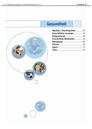 52 Gesundheits-vorsorge..................… - Volkshochschule Augsburg