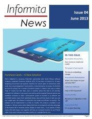 Informita+News++-+Quarter+2+2013